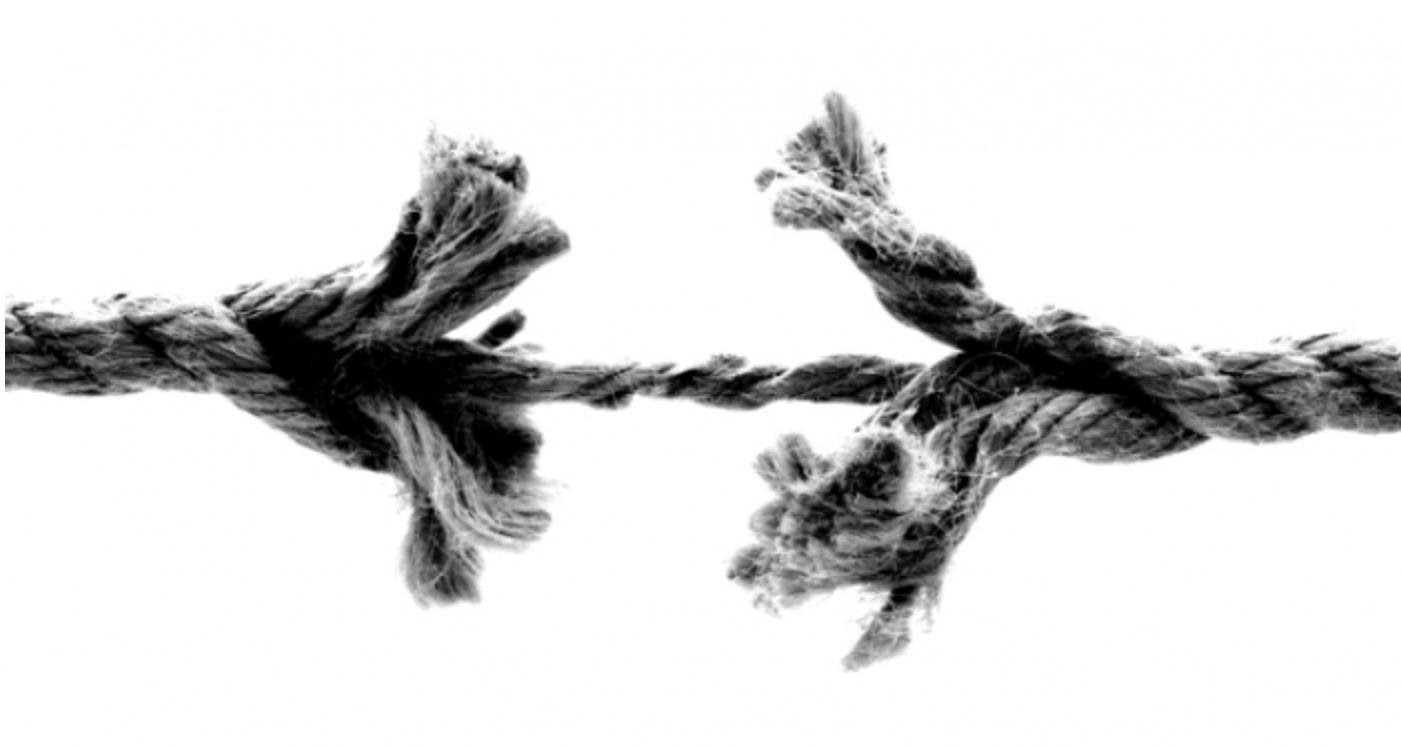 Le point de rupture : Le retour à l'équilibre a déjà commencé