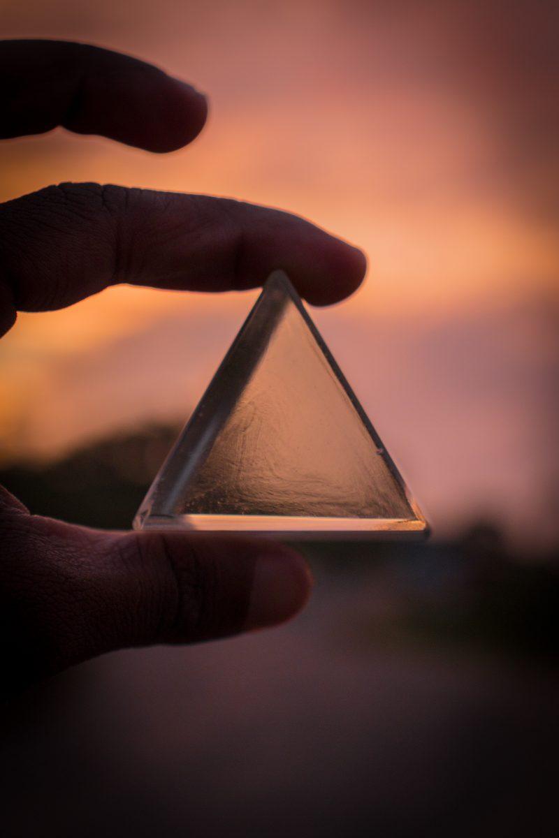 Le triangle de l'être